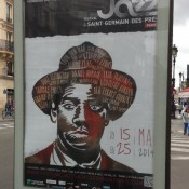 Jazz Festival Deploys Outdoor Ads with QR Code Overlay in Paris