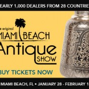 Original Miami Beach Antique Show Layers Language Targeting on Online Ads