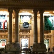 70,000+ Visitor FIAC Exposition Runs Synced Banners on New York Times Web Site