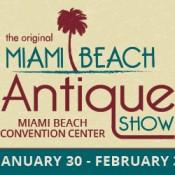 Bidding Strategy Key to Original Miami Beach Antique Show Online Ad Campaign